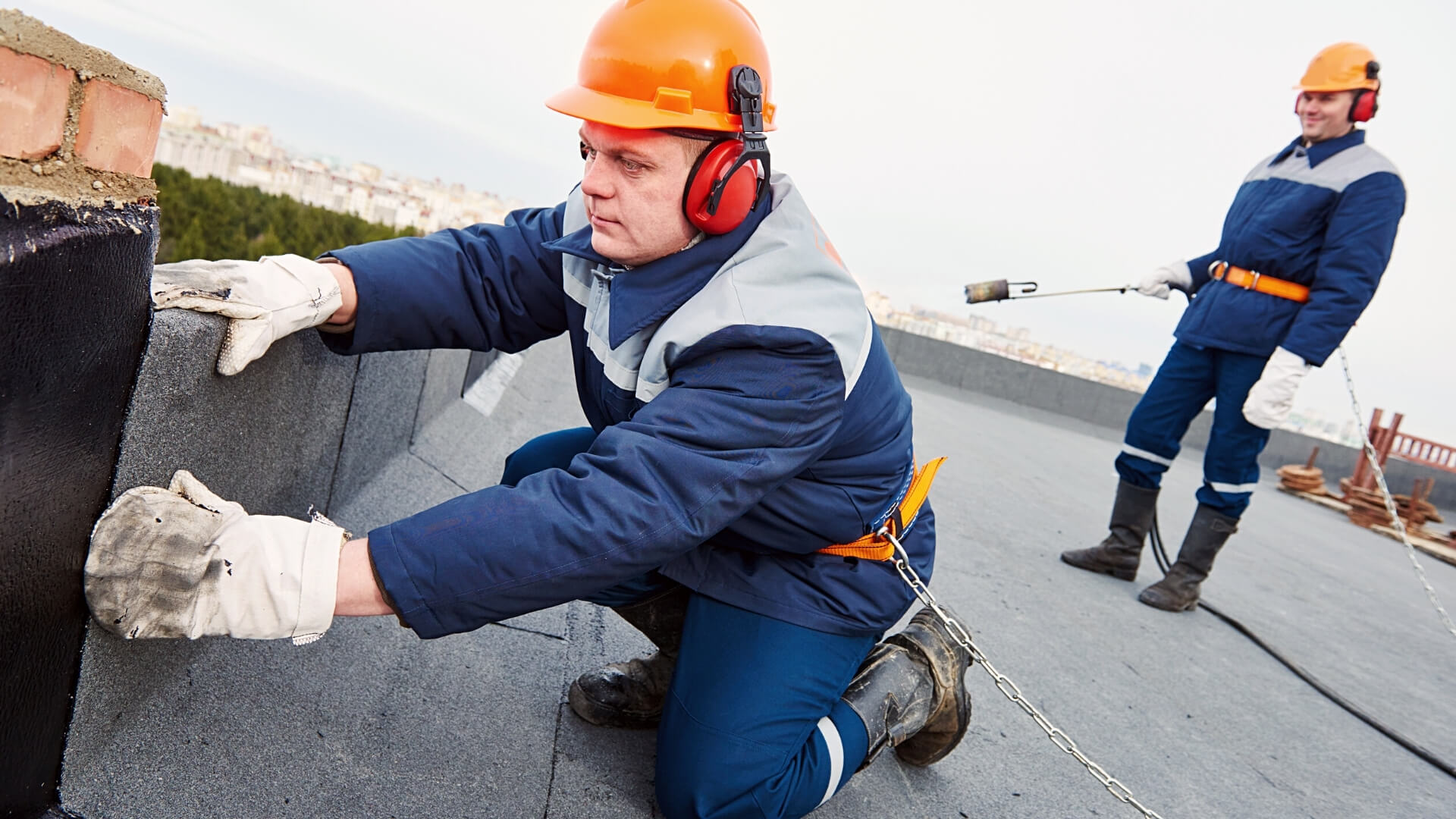 Commercial Roofing Team Image - Salinas - Tectum Salinas Roofing