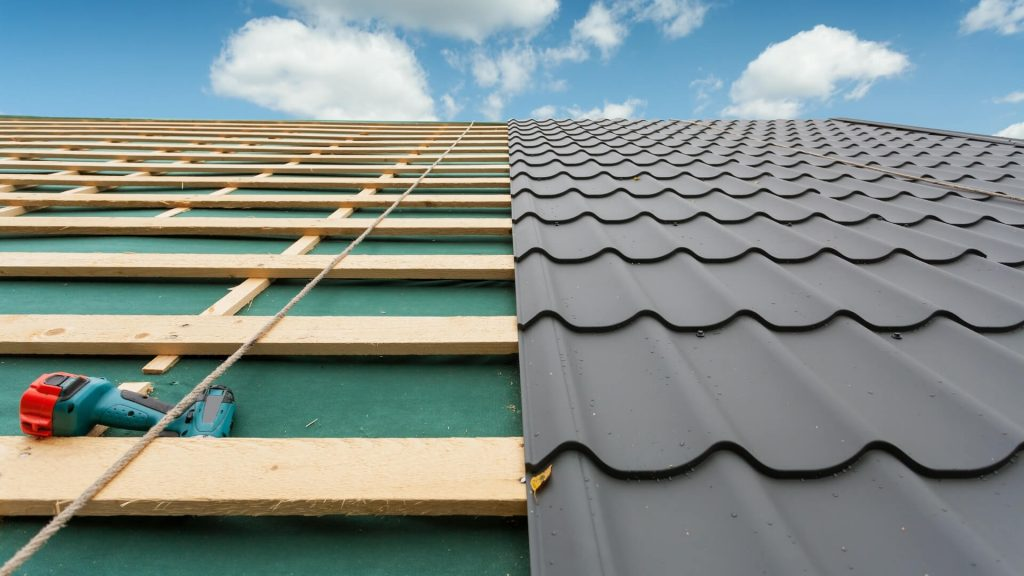 How Long Does it Take to Replace a Roof in Salinas Featured Image
